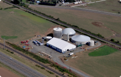 JC-Biomethane transforms commercial food waste into renewable biogas.