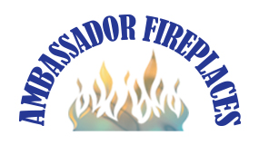 ambassador fireplaces logo