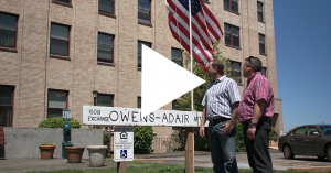 Owens Adair finds simple solutions to improve resident comfort