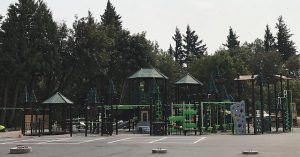 Reynolds school district playground