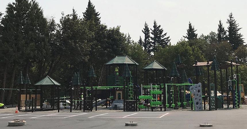 Reynolds school district playground