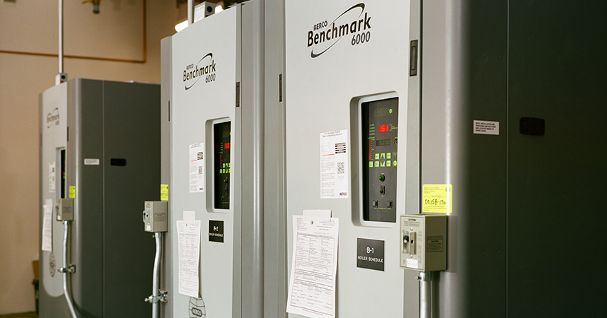 energy efficiency machinery