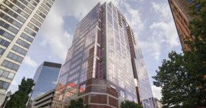 1000 SW Broadway building, Portland, OR