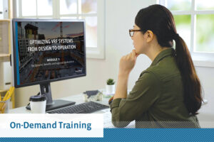 Explore VRF systems in free on-demand training