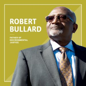 Headshot of Robert Bullard