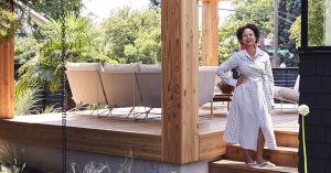 Changemaker: Anyeley Hallová re-envisions development through sustainability, equity lens